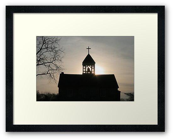 Faith through the Light by RockyWalley