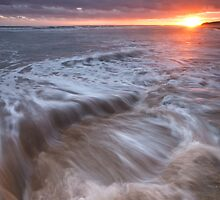 Ocean Bath by Luka Skracic