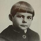 Ernest Hemingway...at age 5. by Misunderstood24