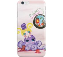 Bubble's just wants to Play iPhone Case/Skin