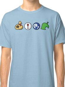 Animal Crossing Items (in many colours!) Classic T-Shirt