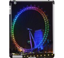 London Eye - Pride Colours iPad Case/Skin