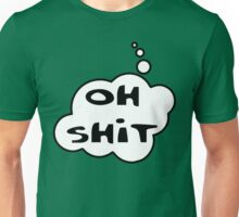 OH SH!T by Bubble-Tees.com Unisex T-Shirt