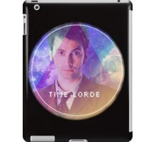 Doctor Who Time Lord iPad Case/Skin