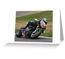 benelli tre Greeting Card