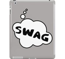 SWAG by Bubble-Tees.com iPad Case/Skin