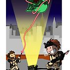 "Ghostbusters by Stephen ""Switt!""  Wittmaak"