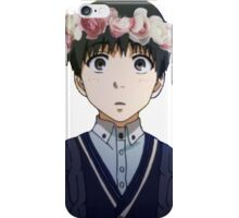 Kaneki Ken Flower Crown iPhone Case/Skin