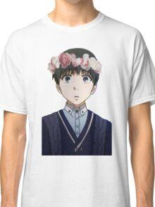 Kaneki Ken Flower Crown Classic T-Shirt