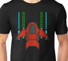 Kids Spaceship Game Rocket Unisex T-Shirt