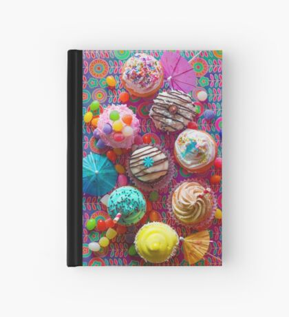Cupcake du Jour Hardcover Journal