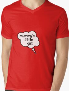 Pregnancy Message from Baby - Mummy's Little Girl by Bubble-Tees.com T-Shirt