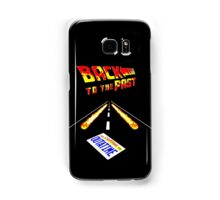 Back To the Past Samsung Galaxy Case/Skin