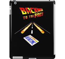 Back To the Past iPad Case/Skin