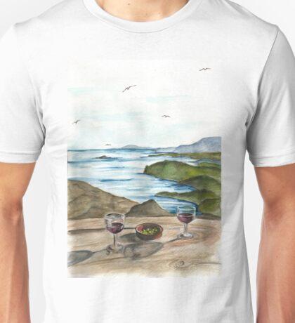 Cap de creus Unisex T-Shirt
