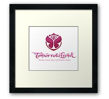 Tomorrowland Festival Belgium Framed Print