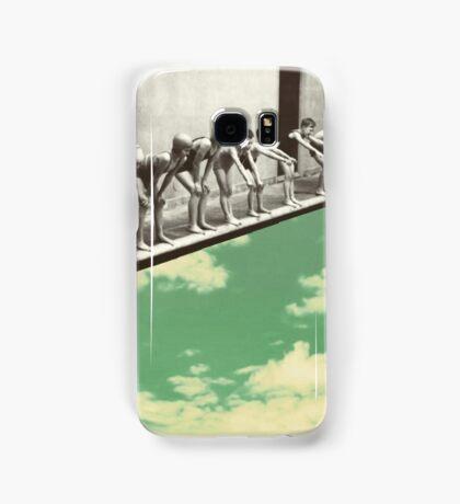 """Skydiving"" Samsung Galaxy Case/Skin"