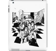 Busting Ghosts iPad Case/Skin