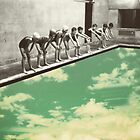 """""""Skydiving"""" by TRASH RIOT"""