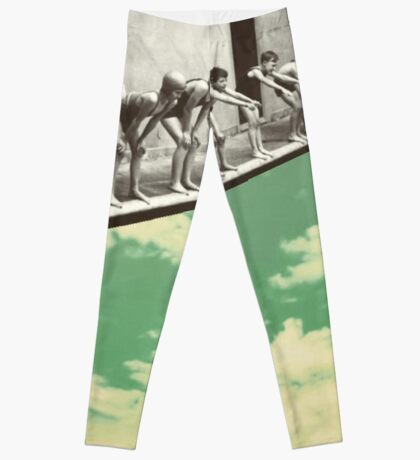 """Skydiving"" Leggings"