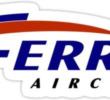 Ferris Aircraft Sticker