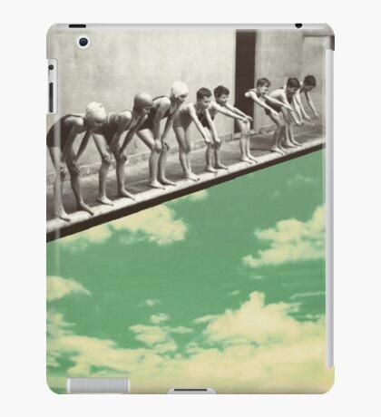 """Skydiving"" iPad Case/Skin"