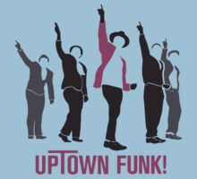 Uptown Funk! Kids Clothes