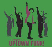 Uptown Funk! One Piece - Short Sleeve