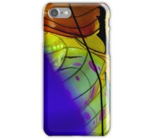 Crazy light squid iPhone Case/Skin
