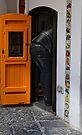 D&G - a doorway of fantasy, Amalfi, Campania, Italy  by Andrew Jones
