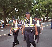 PO PO at 9-12 Rally by kmflowe
