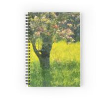 Still Alive and Living Spiral Notebook