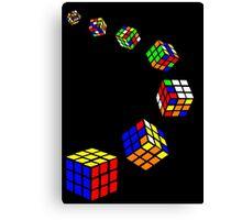 Rubik's Canvas Print