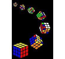 Rubik's Photographic Print
