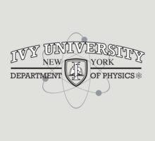 Ivy University - Department of Physics by BlazeComics