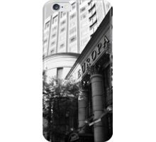 Europa Hotel - Belfast Northern Ireland iPhone Case/Skin
