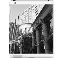 Europa Hotel - Belfast Northern Ireland iPad Case/Skin