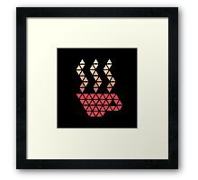 Brewed Daily Framed Print