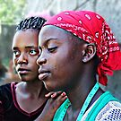 Girls of the Congo by rachymac