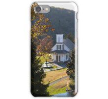 Autumn Chapel iPhone Case/Skin