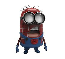 Spiderminion by robindaan