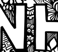 NHampshire  Sticker