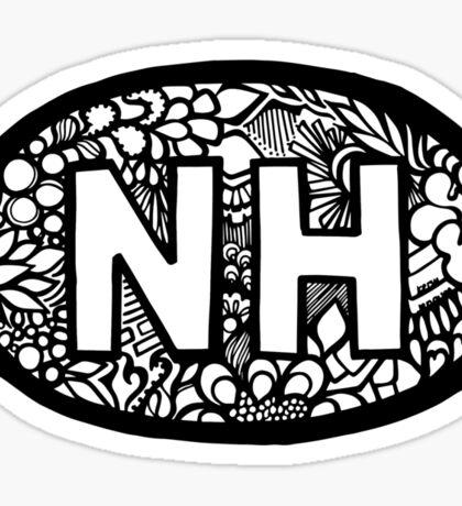 NHampshire  Sticker