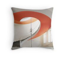 brighter stairecase Throw Pillow
