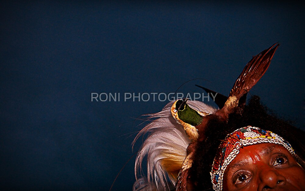 Paradise Bird | Dengal Dance #5 by RONI PHOTOGRAPHY