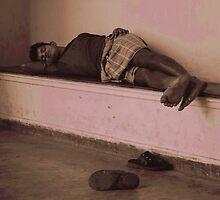 An afternoon nap by Varun Tyagi