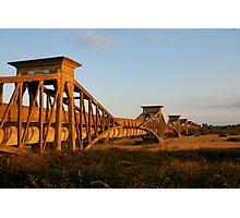 Sewer Aqueduct III Photographic Print