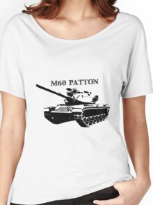 M60 Patton Women's Relaxed Fit T-Shirt