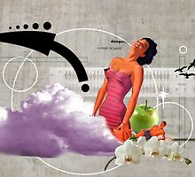 Woman at work by Susan Ringler