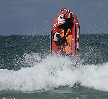 Venus Bay gets some big air by Andrew Mather